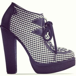 These are so Gwen stefani, I love em #solestruck !