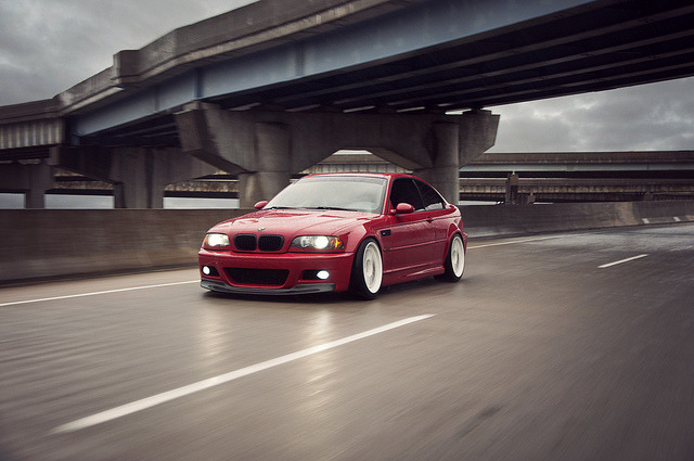 childishkiddjay:  David's E46 M3 by Logan McWilliams on Flickr.