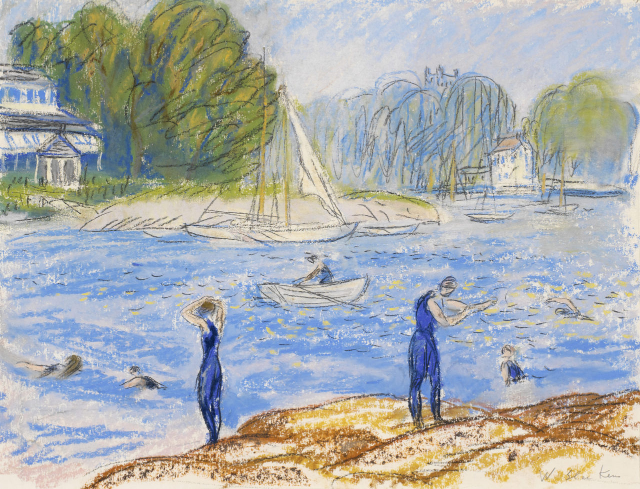 the-barnes-art-collection: