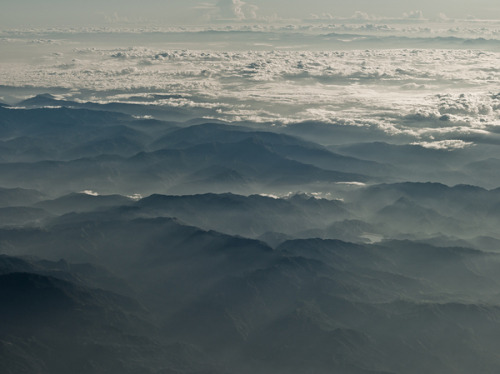 Above South China by Jakob Wagner