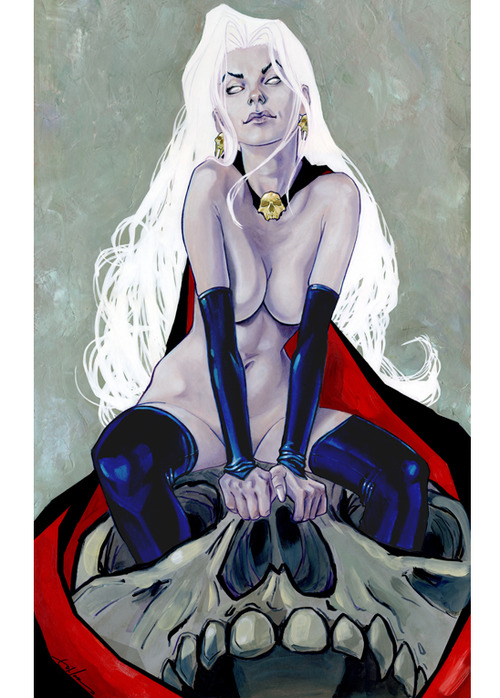Lady Death by Erik Jones