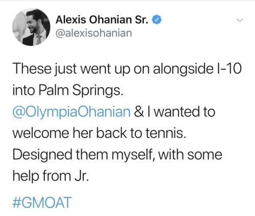 serena williams alexis ohanian alexis olympia ohanian jr. husband marriages billboards greatest mom of all time gmoat Indian Wells tennis