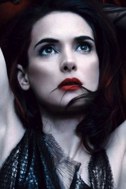 bohemea:  Winona Ryder - Interview by Craig McDean, May 2013