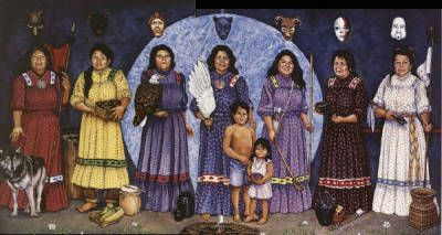 rematiration:  the 7 Cherokee Clans