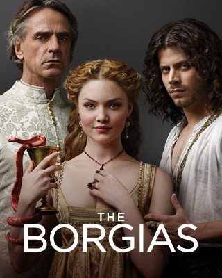 "I commented about The Borgias on GetGlue    ""Nothing like a hand delivered plague""        Join the Conversation"