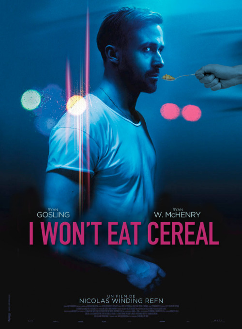 I Won't Eat Cereal