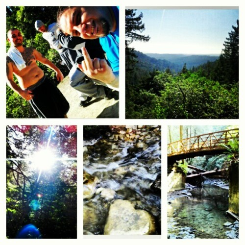 Hiking #NiseneMarks #Fitness #Healthy #Excercise #WorkOut #Legs #InstaGham #LITM @sincere831 @boyhoodlum #Gonza Long fkn hike…