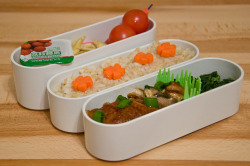 Unagi Bento by popartichoke on Flickr.