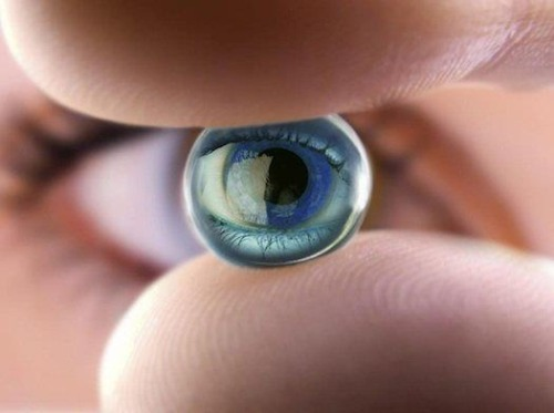 Another medical step forward with this bionic eye. holdinghope:  World's First Bionic Eye Receives FDA Approval  http://goo.gl/SQ36e  The new retinal prosthesis, called Argus II, can restore partial sight to people blinded by a degenerative eye disease. The Argus II works by substituting a small array of electrodes for the light-sensing cells that normally react to light by sending an electric signal toward the back of the retina. Those signals are relayed to the optic nerve behind the eye, and travel back along the nerve to the brain. In people with the genetic disease Retinitis pigmentosa, which affects about 100,000 people in the U.S. today, those light-sensing cells gradually stop working, resulting in total blindness. In addition to the electrode array, which is implanted in the retina at the back of the eye, the Argus II system consists of a small video camera attached to a pair of eyeglasses and a visual processor the user carries around their waist. Data from the video camera is sent to the visual processor and then back to the glasses, where it is transmitted wirelessly to the embedded electrodes.