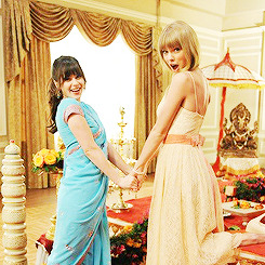 Taylor Swift on New Girl