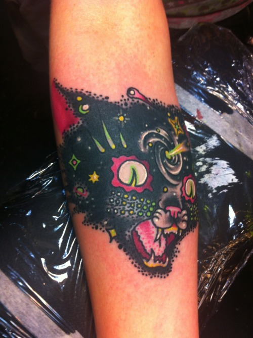 reidsway:  jonlarsontattoos:  Space pussy  thats so cool!
