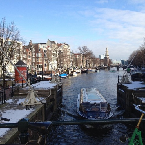 Site seeing Amsterdam