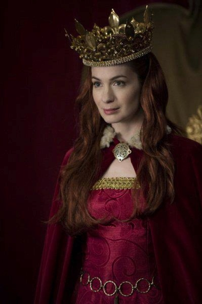 "Felicia Day as Charlie Bradbury on Supernatural ""LARP and the Real Girl"""
