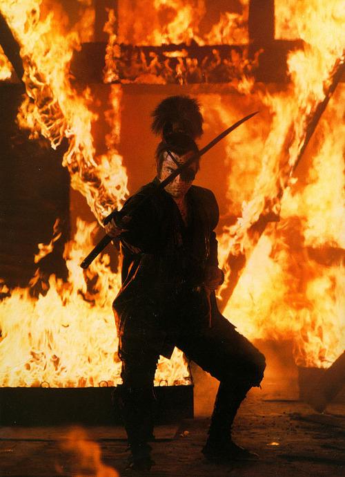 lovejapanese80s:  samuraitears:  Sonny Chiba  魔界転生 (1981)