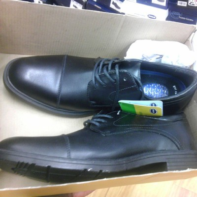 Bout to cop new shoes for work…