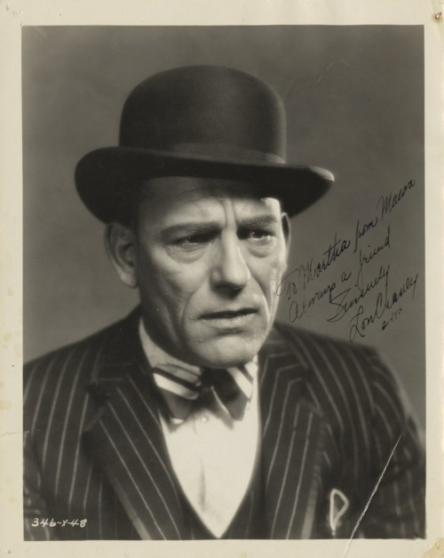 (via Lon Chaney | HiLobrow)
