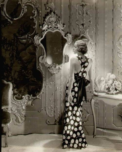 retrogasm:  Cecil Beaton