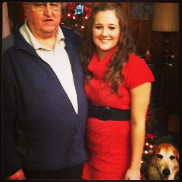 I love this man with my whole heart #grandpa #love
