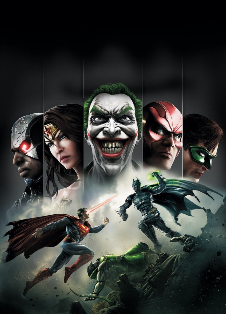 gamefreaksnz:  Injustice: Gods Among Us – new Battle Arena match ups feature The Flash and The Joker  Warner Bros. have revealed the next round of challengers in this week's Injustice Battle Arena. Who will win between The Flash and Shazam? Who will win between Joker and Lex Luthor?