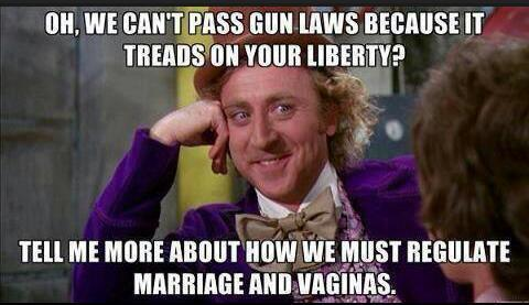 I mean…Wonka has a point.