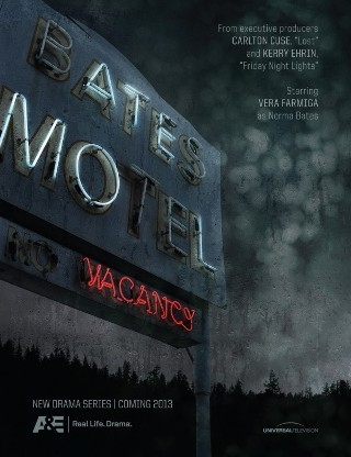 I'm watching Bates Motel                        7934 others are also watching.               Bates Motel on GetGlue.com