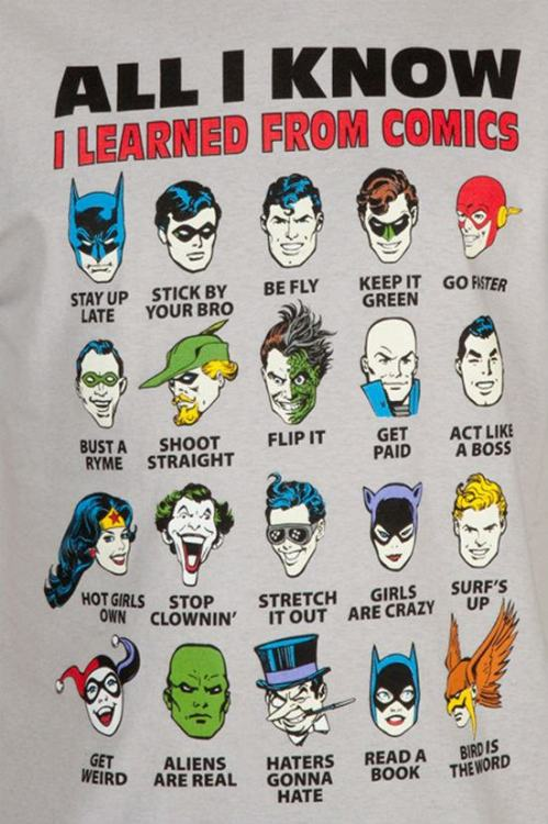 missesbubbles:  DC Comics