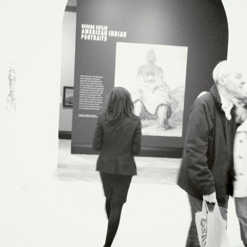 """Photography is not allowed in this gallery"" at National Portrait Gallery – View on Path."