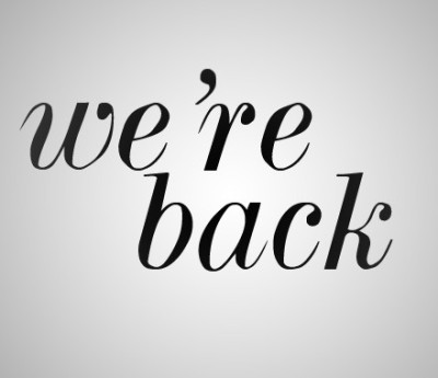After a small hiatus…..we're back!   Check out our new Etsy listings!
