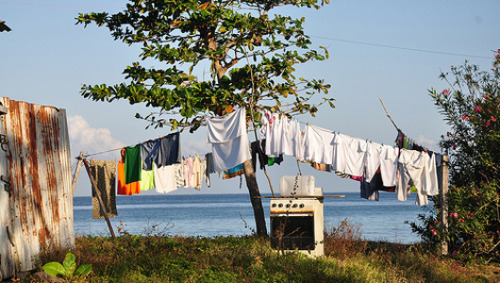 5 tips for healthier, Earth-friendly laundry Save money — and green your laundry — with these simple changes.