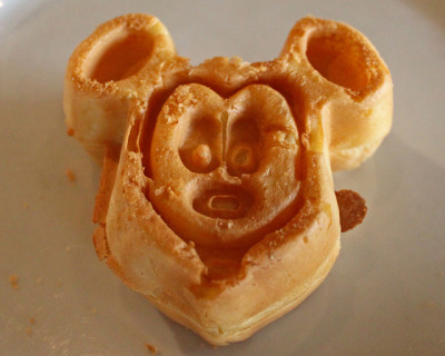 Mickey Waffle on Flickr.