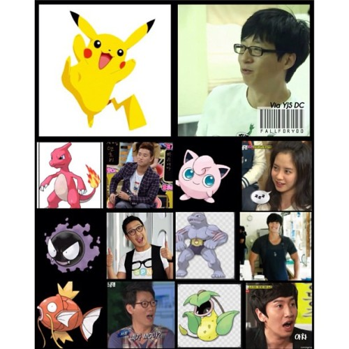 shyshysworld:  I like Pokemon ㅋㅋㅋ