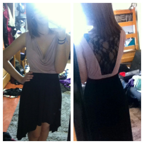 Today's outfit, decided to dress nice because it's nice and so that I can at least look good when I fail my exams