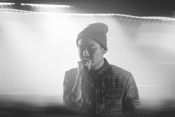 watskyblog:  @dumbfoundead slow burn photo by @mikesbutt