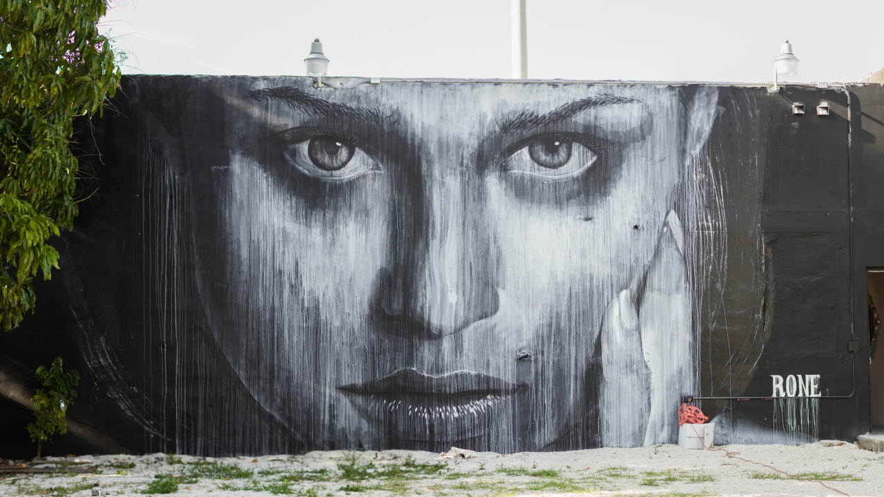 Rone in Wynwood, Miami.  4/2/2013 Hi res here
