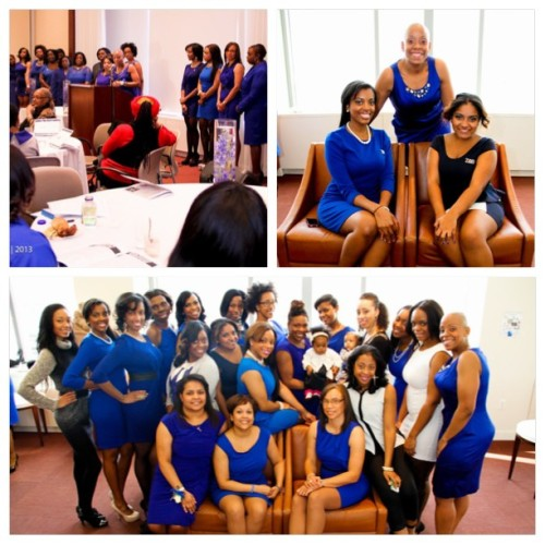 Zeta Phi Beta's Finer Womanhood Scholarship Luncheon - March 23rd, 2013 | Photo Recap at facebook.com/kmendezphotos #kmendezphotos