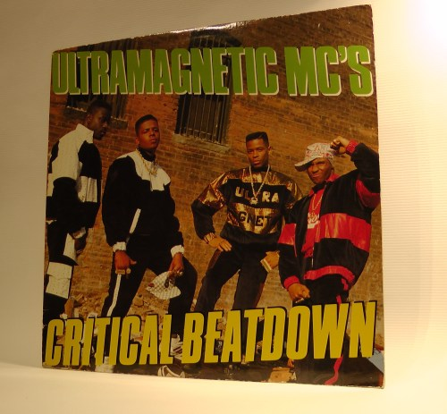 - ultramagnetic mc's - critical beatdown - 1988 next plateau records inc -  nickst007 - nj usa - snaps it up - 04 / 2013 -
