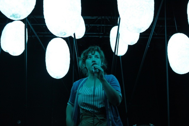 WATCH: What's Inside Purity Ring's Interactive Light Cocoons