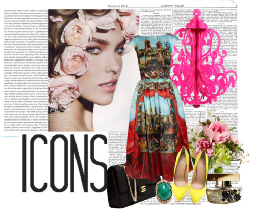 Icons ♥ by niusity featuring a black bag