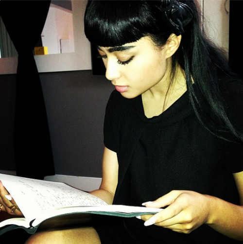 @AngelHaze: @NataliaKills penning for dirty gold.