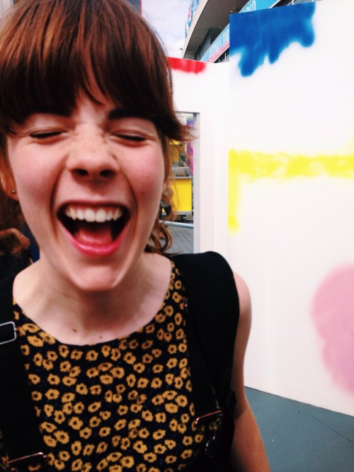 Bella is adorable –Southbank, London #southbank#London#girl#portrait#portrait photography#daisies#dungarees#grunge#pale#pastel#colour splash#hayward gallery #royal festival hall #South bank#asos#ootd#buckles#photooftheday#London photography#Ginger#Ginger girl#grungge#cute fringe#fringe#cute girls