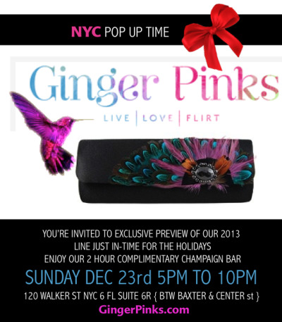 You're invited to exclusive preview of our 2013 line!!!!