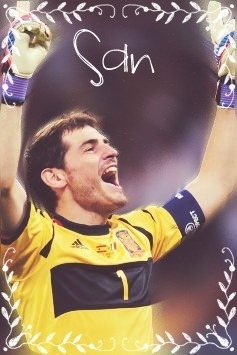 Happy 32nd Birthday Iker Casillas! and we all miss you so bad