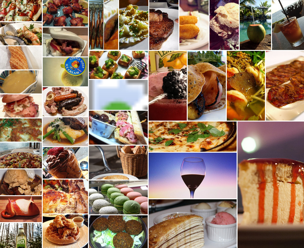 Happy 3rd Birthday, Foodspotting!  Thank you for being such an incredible, hungry bunch of food lovers!