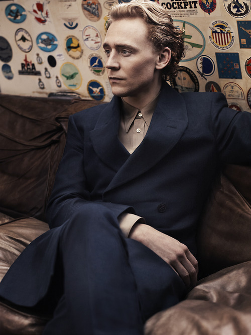 60/100 Thomas William Hiddleston