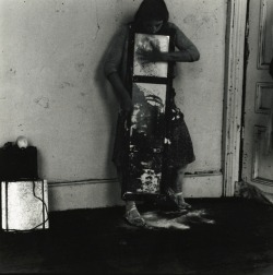 regardintemporel:  Francesca Woodman - Untitled, Providence, Rhode Island, 1975-1976