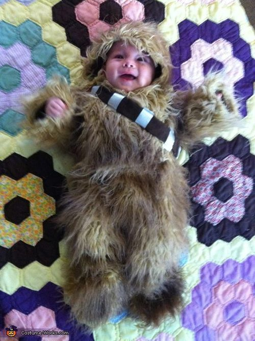 COSPLAY: Chewbacca / Star Wars
