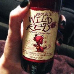 Taste like bad decisions #rascals #wildred #beerme & don't mind if I do 🍻