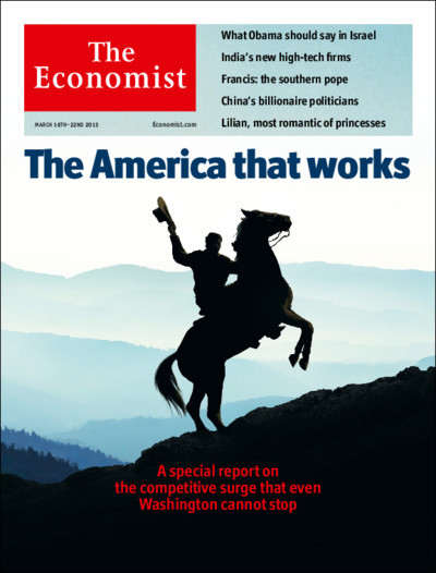 theeconomist:  Tomorrow's cover today: luckily, dysfunction in Washington is only one side of America's story.