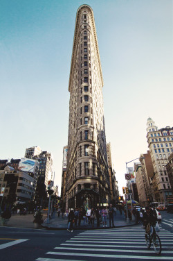 letsbuildahome-fr:  The Flatiron  on Flickr.
