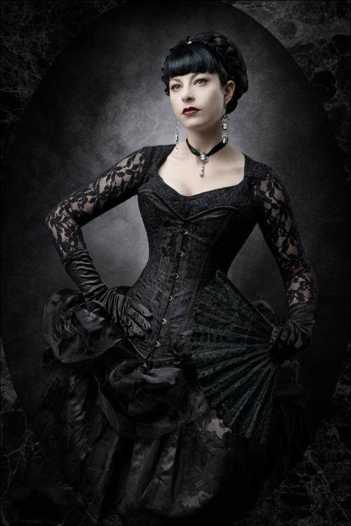 Gothic victorian fashion tumblr